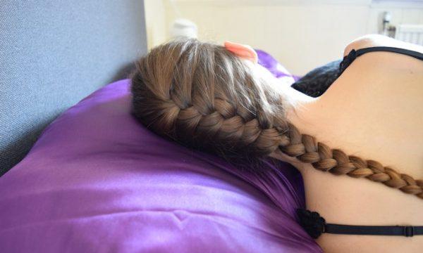 Satijnen Kussensloop: Mooier Haar Terwijl je Slaapt