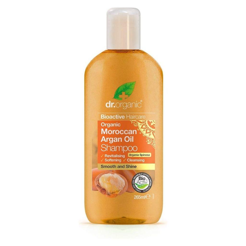 Dr. Organic Maroccan Argan Oil Shampoo zonder sulfaten