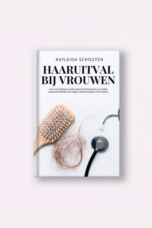 Ebook Haaruitval bij Vrouwen