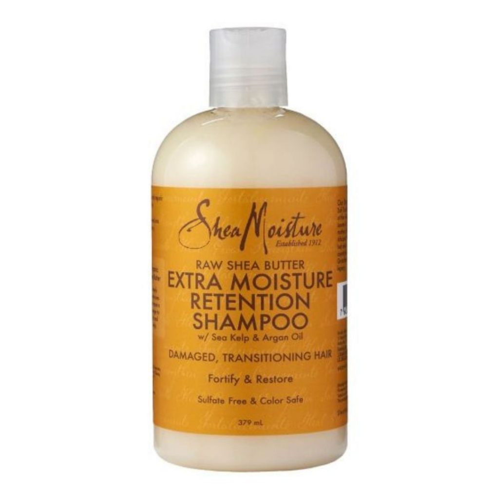 Shea Moisture Shampoo zonder sulfaten