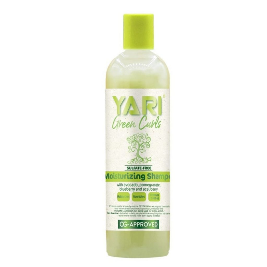 Yari Green Curls Shampoo zonder sulfaten